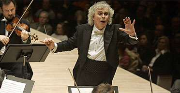 Rattle&#39;s Berlin Philharmonic failing to thrill, says critic ...