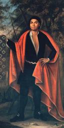Tee Yee Neen Ho Ga Row, Emperor of the Six Nations by John Verelst