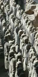 Terracotta Army, Xian museum