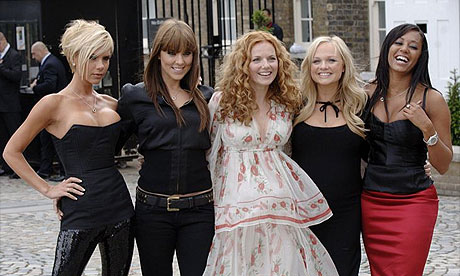 The Spice Girls 2007