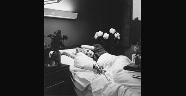 Candy Darling on Her Death Bed by Peter Hujar
