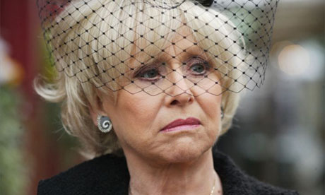 Barbara Windsor to leave EastEnders | Television & radio | guardian.
