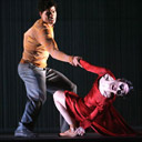 Carlos Acosta and Laura Morera in Rushes - Fragments of a Lost Story, Royal Opera House