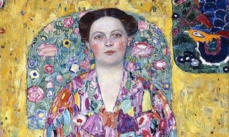 Eugenia Primavesi 1913-14 by Gustav Klimt