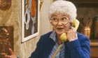 services for estelle getty