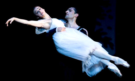 Giselle by the State Ballet of Georgia at the Edinburgh festival