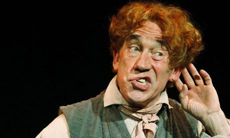 Simon Callow in A Festival Dickens, Assembly Rooms, Edinburgh