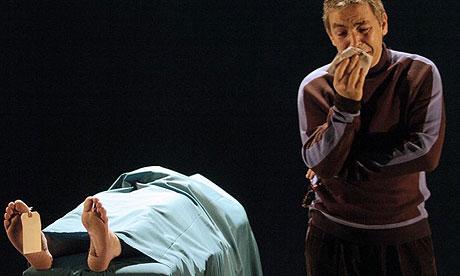 Robert Lepage's Lipsynch