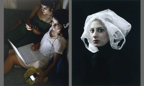 NPG's Taylor Wessing photo prize: Ines Connected with Amina by Catherine Balet and Bag by Hendrik Kerstens