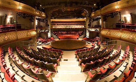 vic theatre:
