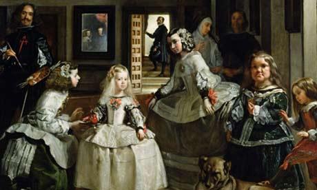 1000 artworks: Velasquez's Las Meninas (c.1656)