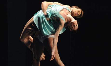 Eternal Light by Rambert Dance Company, Sadler's Wells, London