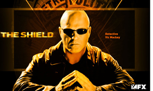 Michael Chiklis The Shield