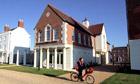Poundbury village, Dorset