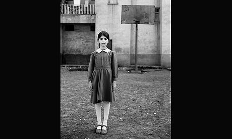 Vanessa Winship, schoolgirl in eastern Anatolia