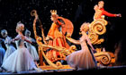 A scene from The Nutcracker by the Royal Ballet