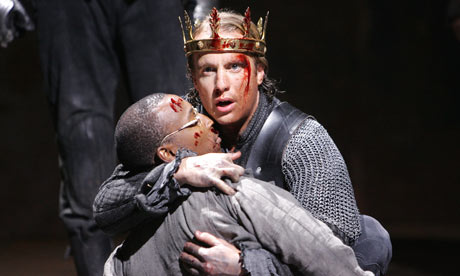 Henry V by the Royal Shakespeare Company at the Roundhouse