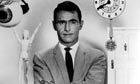 Rod Serling, creator and presenter of The Twilight Zone
