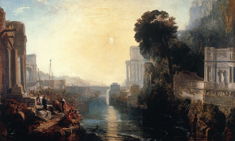 JMW Turner's Dido Building Carthage: The Rise of the Carthaginian Empire (1815)