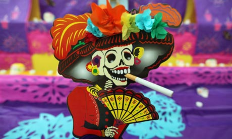 THE ROSE MARINE THEATER ACCEPTS DIA DE LOS MUERTOS ART SUBMISSIONS THRU SEPT 30.