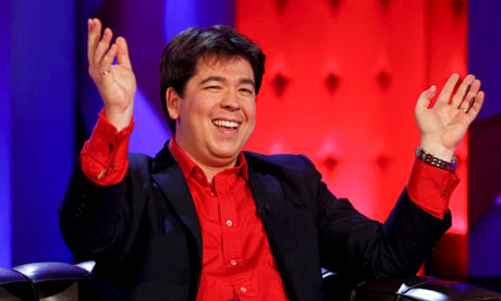 Michael McIntyre on Friday Night with Jonathan Ross