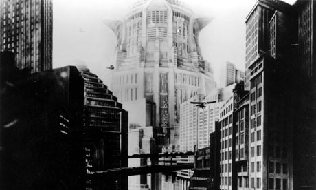 A still from the film Metropolis (1927), directed by Fritz Lang
