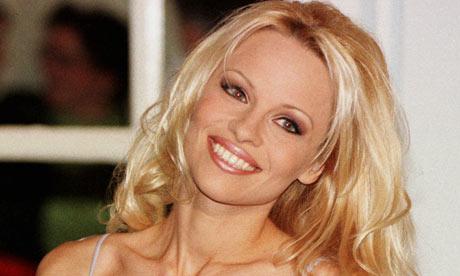 Pamela Anderson s behind you  Pamela Anderson