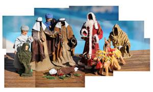 Guardian nativity scene: Mike Figgis