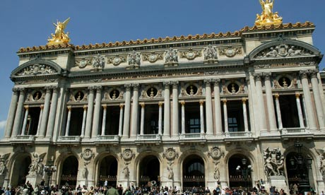 The Paris Opera Ballet