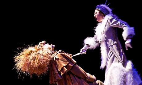 The Lion, the Witch and the Wardrobe, New Vic, Newcastle-under-Lyme