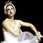 The Dying Swan by Les Ballets Trockadero de Monte Carlo