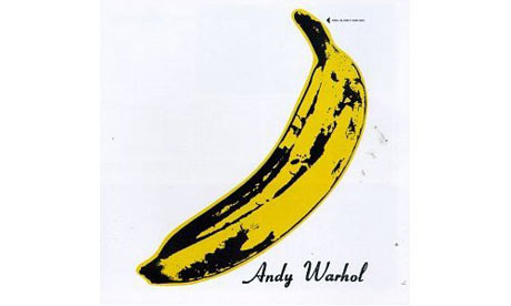 Album covers: The Velvet Underground & Nico
