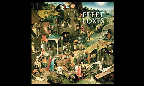 Album covers: Fleet Foxes