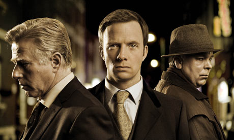 rupert penry-jones height. Rupert Penry Jones as DI