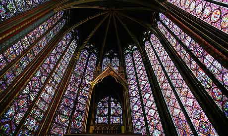 Saint Chapelle S Gothic Architecture Is A Miracle Of Light