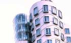 Building designed by Frank Gehry