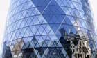 Norman Foster's Swiss Re building, London