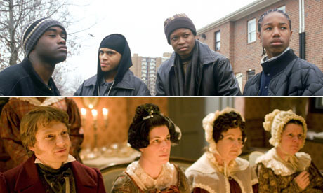 The Wire and Cranford
