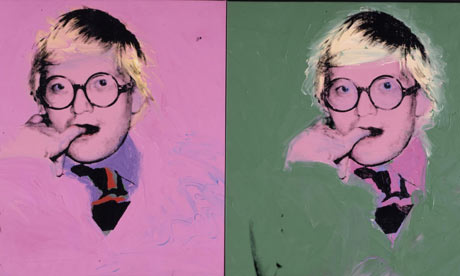 Andy Warhol, Pop Life: Art in a Material World