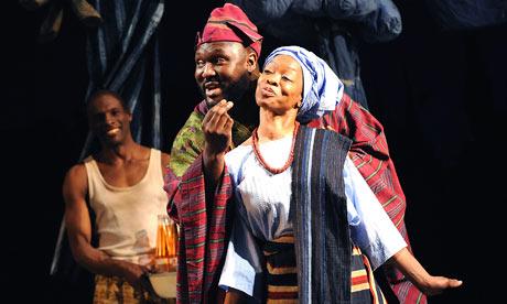 Wole Soyinka's Death and the King's Horseman