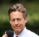 Ben Bradshaw, culture secretary, arrives at Downing Street