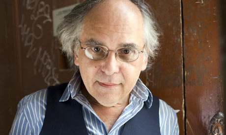 Art Spiegelman, comics artist and editor
