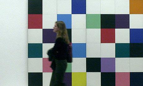 Ellsworth Kelly: EK46 Colours for a Large Wall