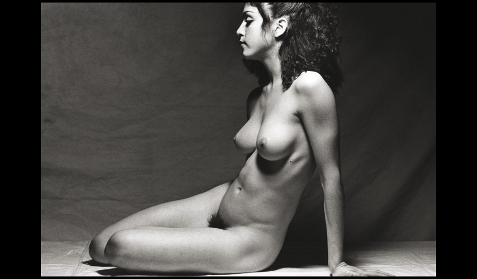 In 1979, I was teaching nude photography at Parsons school in New York.