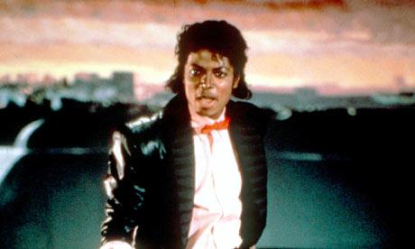 Michael Jackson in 1983