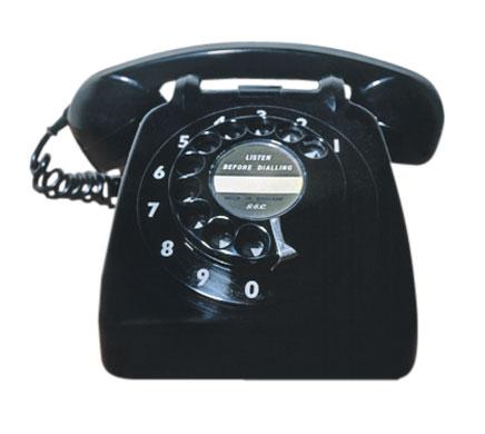 Telephone: 1960s telephone