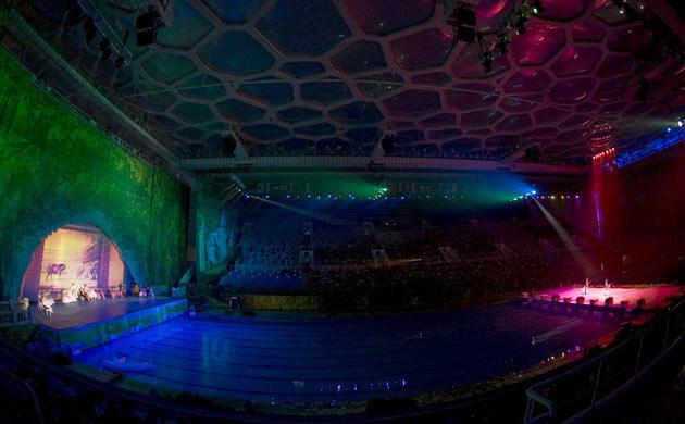 《梦幻水立方》之大型全景芭蕾天鹅湖 - MING - MING-BLOG