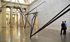 Cold Corners: Eva Rothschild sculpture at Tate Britain