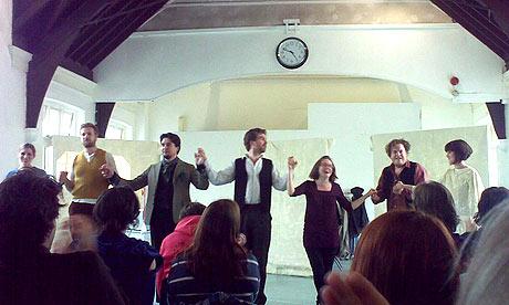 The Choir of London perform La Bohème