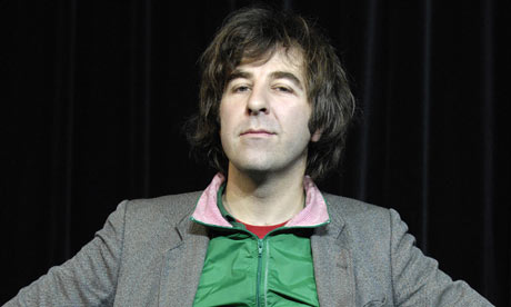 Comedian David O'Doherty
